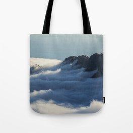 Cloud sea Tote Bag