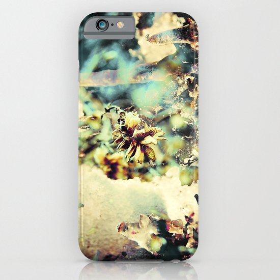 flowers & Ice. iPhone & iPod Case