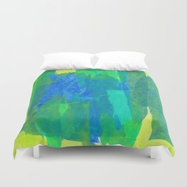 Abstract No. 504 Duvet Cover