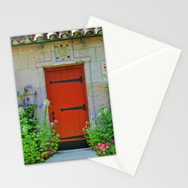 The Chapel at Lourdes Stationery Cards