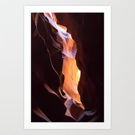 The Colors of the Canyon Art Print