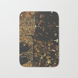 fall in the city Bath Mat