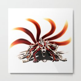 mode kyuubi Metal Print