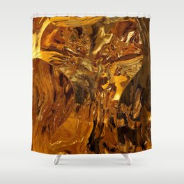 Looks like Amber Shower Curtain