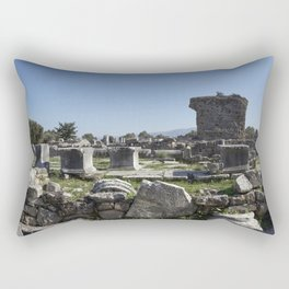 Excavations of Gortyn Rectangular Pillow