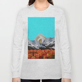 Glacial Tulips Long Sleeve T-shirt