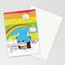 Buffa Buffalina Stationery Cards