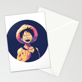 Anime Stationery Cards