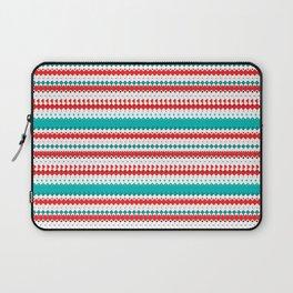 Rombo Pattern Laptop Sleeve