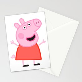 Peppa Pig Happy Stationery Cards