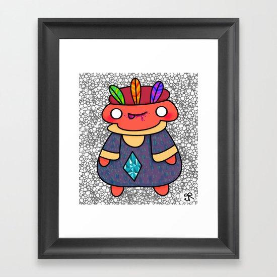 What Jam? Framed Art Print