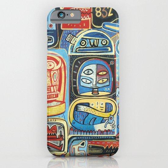 Démon 832 iPhone & iPod Case