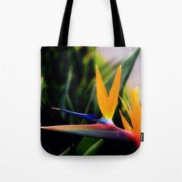 Strelitzia Tote Bag