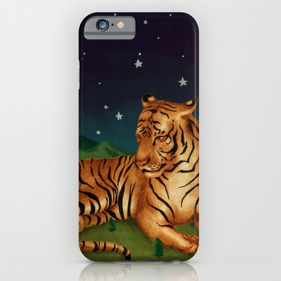 Giant Bengal Tiger iPhone & iPod Case