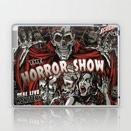 The Horror Show Laptop & iPad Skin