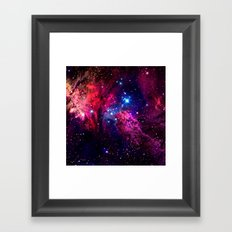 Galaxy! Framed Art Print