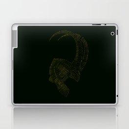I am Loki, of Asgard Laptop & iPad Skin
