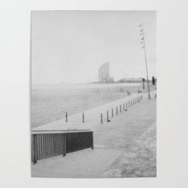Barcelona #1 Poster