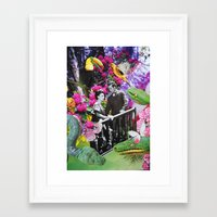 fairy tale Framed Art Prints featuring Fairy Tale by John Turck