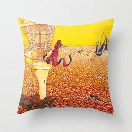 Lighthome Throw Pillow