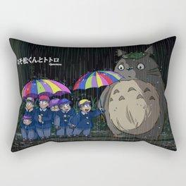 My Neighbour Osomatsu 01 Rectangular Pillow