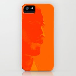 L'homme - flame iPhone Case