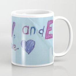 Sami's Art (age 7) Coffee Mug