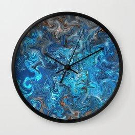 Boiled Giraffe Wall Clock