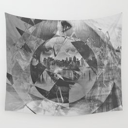 A Simple Emotion Wall Tapestry