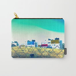 Casas de colores Carry-All Pouch
