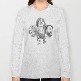 John, Paul, George & Ringo Long Sleeve T-shirt