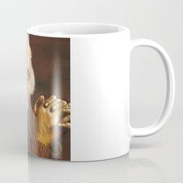 Oil Portrait of Einstein Coffee Mug