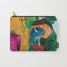Eleghant Carry-All Pouch