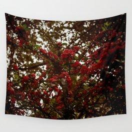 redglobe Wall Tapestry