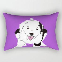 Gypsy The Sheepadoodle Rectangular Pillow