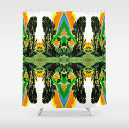 Brislecone Ages Shower Curtain