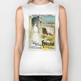 French opera ad Greek myth Helle 1896 Biker Tank