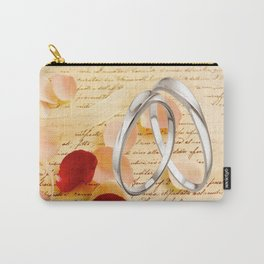 Just a note to say I love you. . . Carry-All Pouch