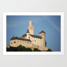 Castle 2 Art Print
