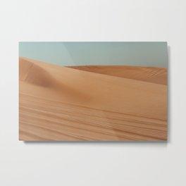 Sand2 Metal Print