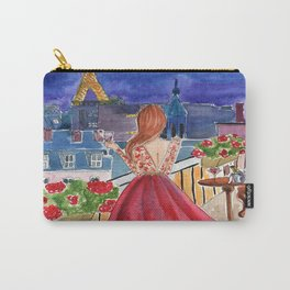 Paris by Reyni Ramírez Carry-All Pouch