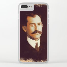 Orville Wright, Inventor Clear iPhone Case
