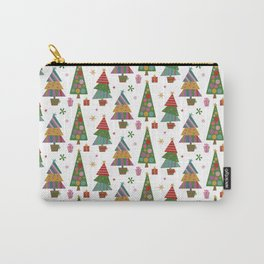 Beautiful Christmas Pattern Design Carry-All Pouch