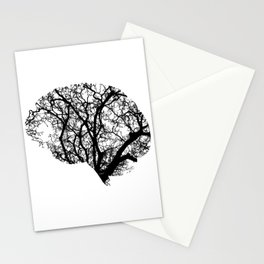 Brain Tree Stationery Cards