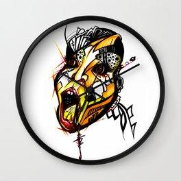 Seldom Wall Clock