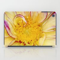 dahlia iPad Cases featuring Dahlia by ThePhotoGuyDarren