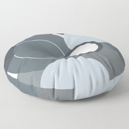 Circle party Floor Pillow