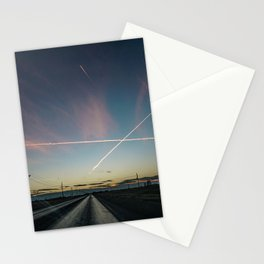 Lubbock, Texas Stationery Cards