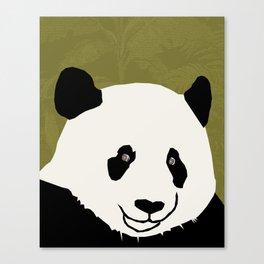 Panda Safari Canvas Print