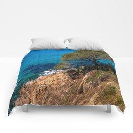 Seaside Shade Comforters
